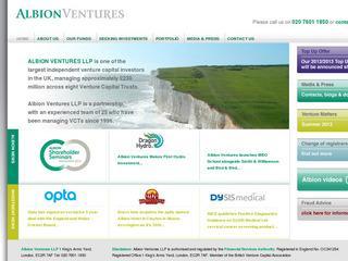 Albion Ventures LLP